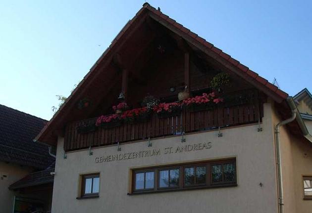 Gemeindezentrum Glauchau-Gesau