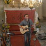 Konzert von Lutz Scheufler - Nicht ohne meine Gitarre - zum Gemeindefest 2016