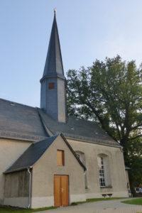 Kirche Niederschindmaas