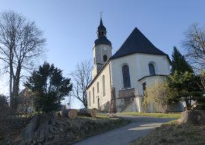 Vorarbeiten zur grundhafte Instandsetzung der Kirchenzufahrt St. Andreas